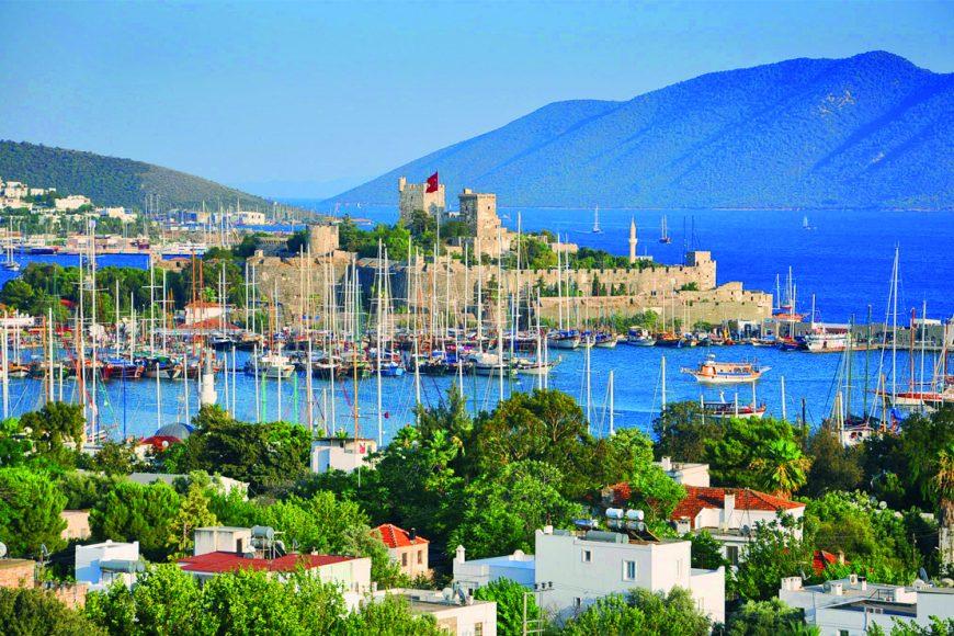 Turizmle Yoğrulan Şehir: Bodrum